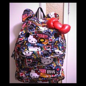 Original Sanrio Hello Kitty Backpack